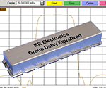 Group Delay Equalized Filters